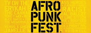 Meet me at the 8th annual Afro-Punk Festival