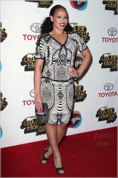 R&B Singer Elle Varner