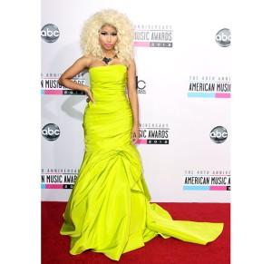 Nicki Minaj-AMAs