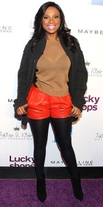 Jennifer Hudson at Lucky Shops in NYC