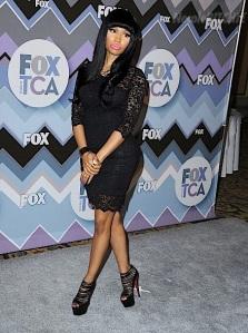 Nicki-Minaj-Fox-All-Star-Party
