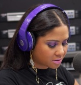 "Angela Yee ""The Breakfast Club"""