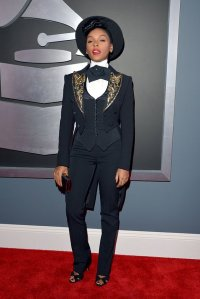 Janelle Monae worked with Erin Hirsch