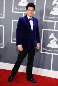 John Mayer in Brioni