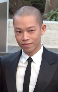 New York City-based fashion designer Jason Wu