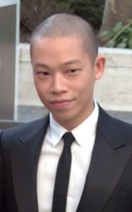 New York City-based fashion designer Jason Wu