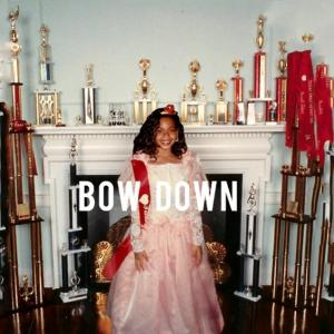 Cover art for Beyonce's Bow Down