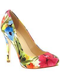 Pinkish Floral Ivanka Trump, $125