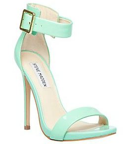 Marlenee in Mint Green Steve Madden, $69