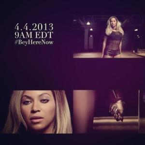 BeyonceBeyHereNow
