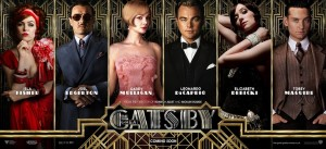 Baz Luhrmann's adaptation of F. Scott Fitzgerald's The Great Gatsby hits theaters May 10