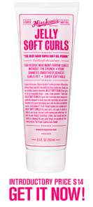 Jelly Soft Curls Miss Jessie's, $14