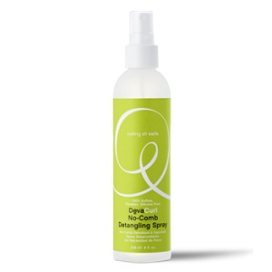 No Comb Detangling Spray DevaCurl, $19.95