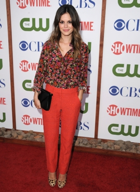 CBS,The CW And Showtime TCA Party - Arrivals