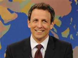 Seth Meyers will takeover as host of Late Night in February