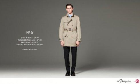 Trench coat, $79.99