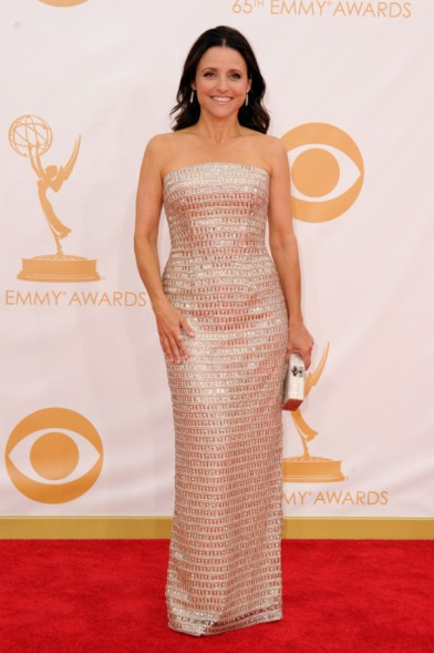 Julia Louis-Dreyfus in Monique L'Huillier
