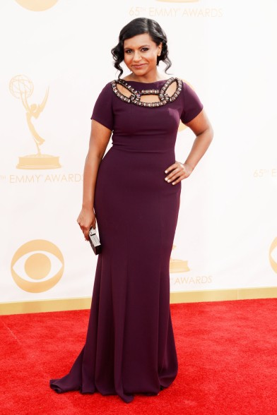 Mindy Kaling in Georges Chakra