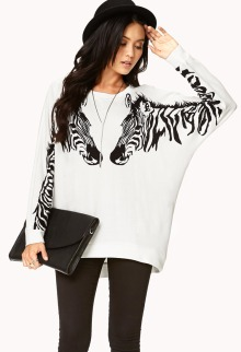 Call of the Wild Pullover Forever 21, $24.80
