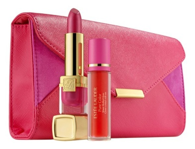 Pink Ribbon  Lip Collection Estee Lauder, $29.50