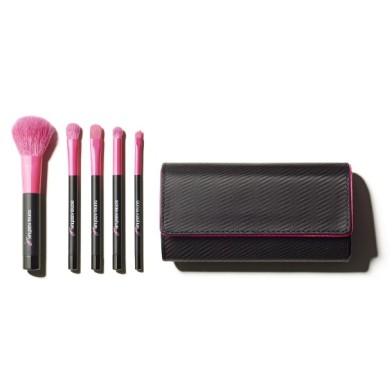 """Sonia Kashuk """"Proudly Pink"""" 5 piece Brush set Target, $15.99"""