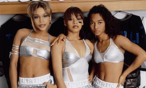 "TLC: Tionne ""T-Boz"" Watkins, Lisa ""Left Eye"" Lopes, Rozanda ""Chilli"" Thomas"