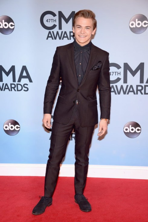 CMAs-2013-Hunter-Hayes