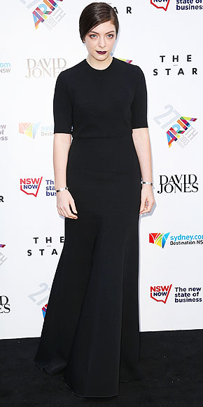 Lorde-ARIA-Awards-Sydney